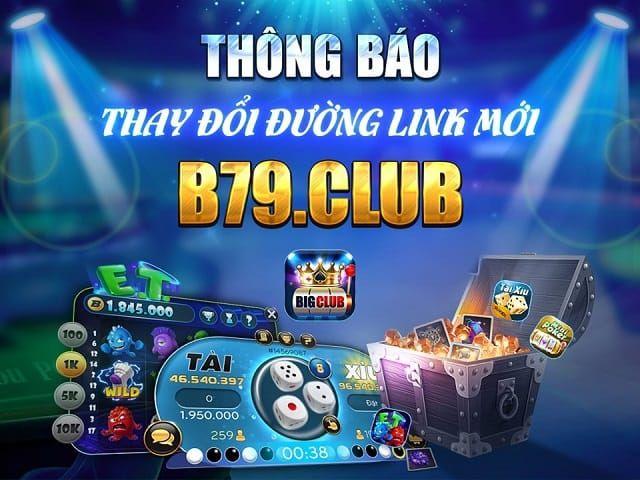 nhà cái B79 Club chi tiết