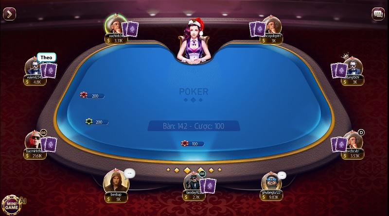 choi poker 1