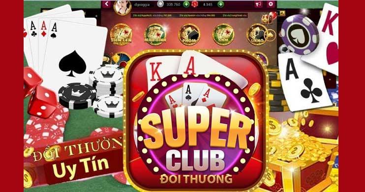 Đánh giá chi tiết cổng game Super Club