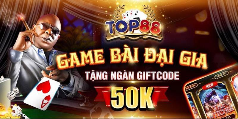 top88 game bai doi thuong
