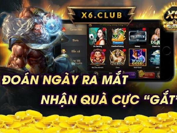 X6 Club 1