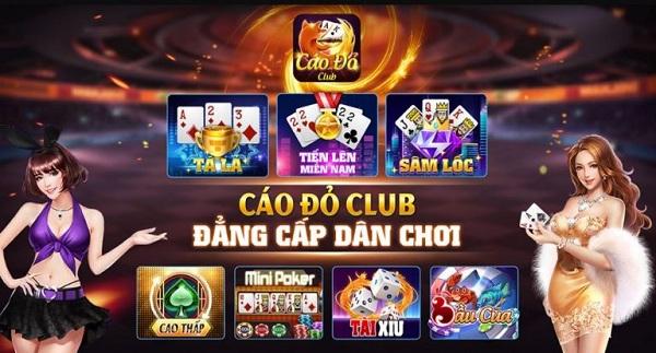 Nhà cái Cáo Đỏ Club   Link tải game bài Cáo Đỏ Club cho điện thoại Android, ios