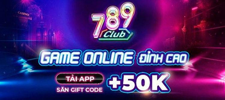 giftcode 789club