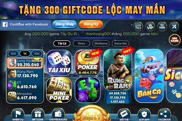 giftcode b79