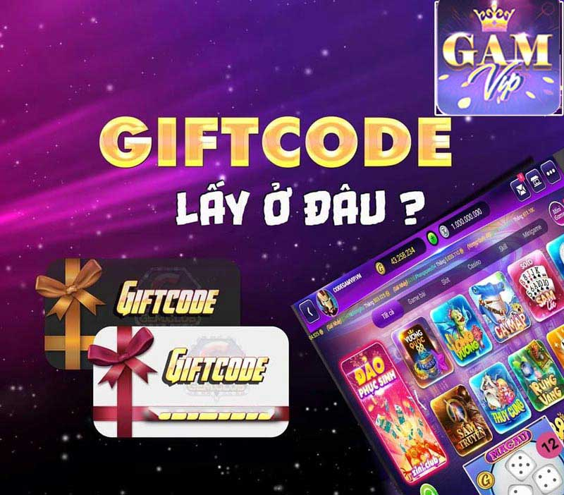 Gift code [Event] Gamvip Club tháng 3: Có công tìm code - có ngày nhận thưởng