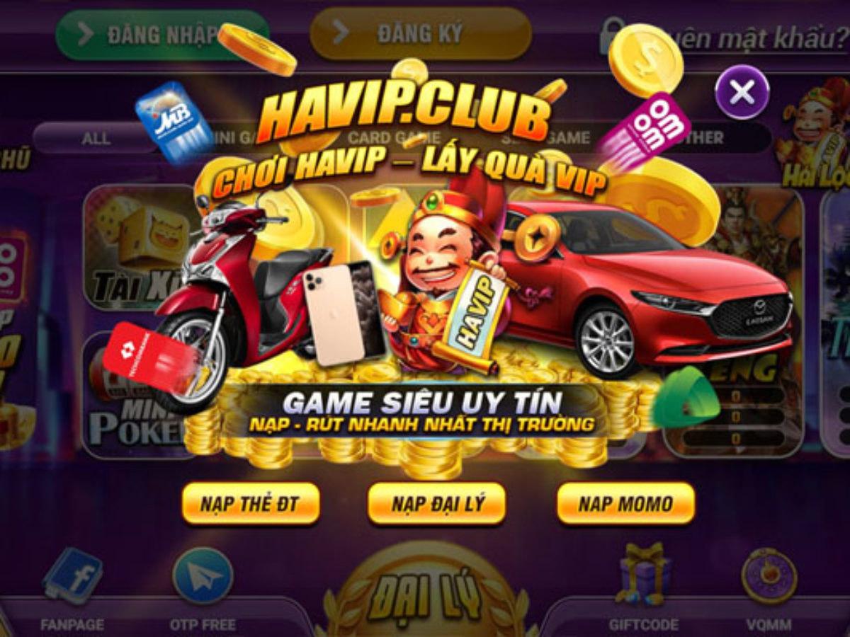 giftcode havip club