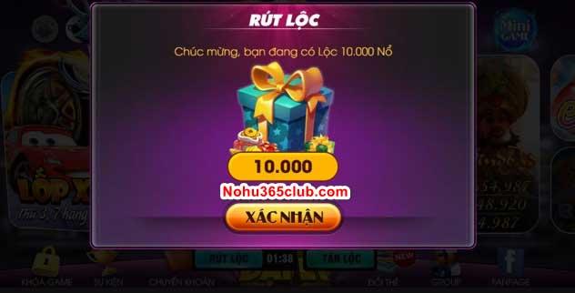 giftcode nohu365