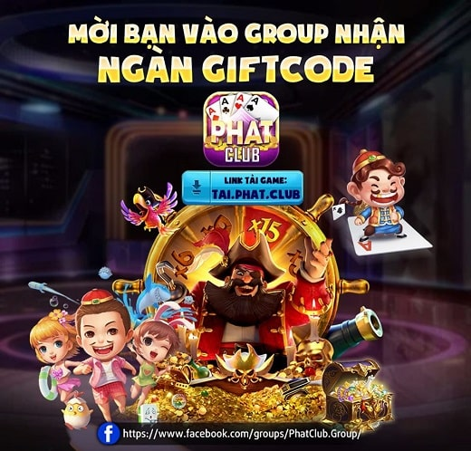 giftcode phat club