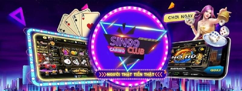 Nhà cái Sin99 Club | Link tải game bài Sin99 Club cho điện thoại Android, ios 2021