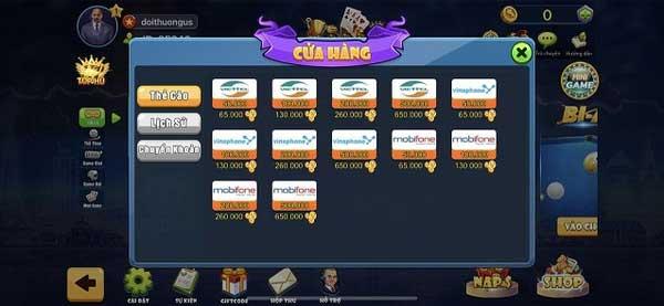 Cửa hàng đa dạng sản phẩm Sime Club