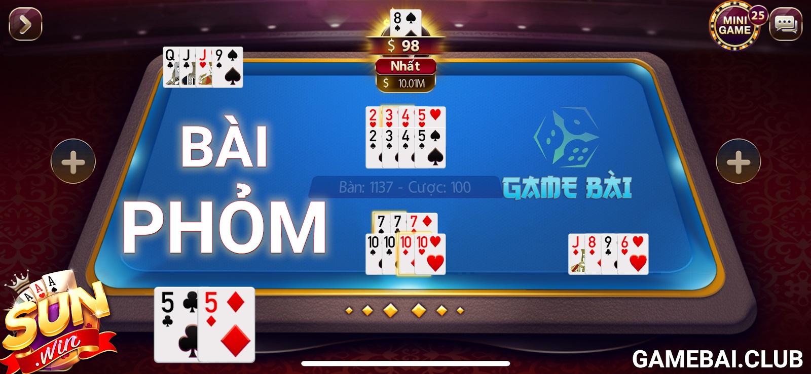 game choi bai phom
