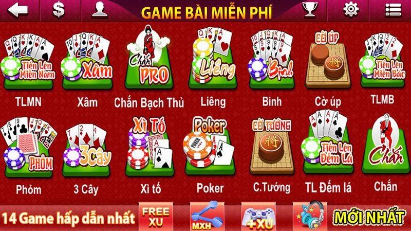 Tải game chơi bài online sở hữu cả casino về nhà