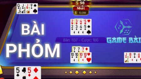 Phương pháp chơi game đánh bài phỏm online